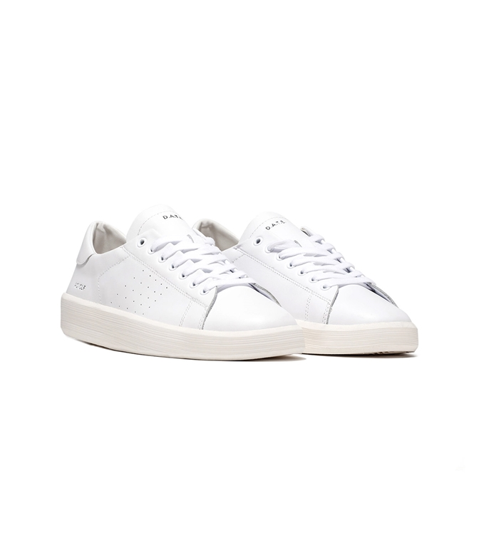 D.A.T.E. - Scarpe - Sneakers - ace calf white 1