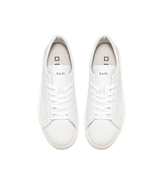 D.A.T.E. - Scarpe - Sneakers - ace calf white 2