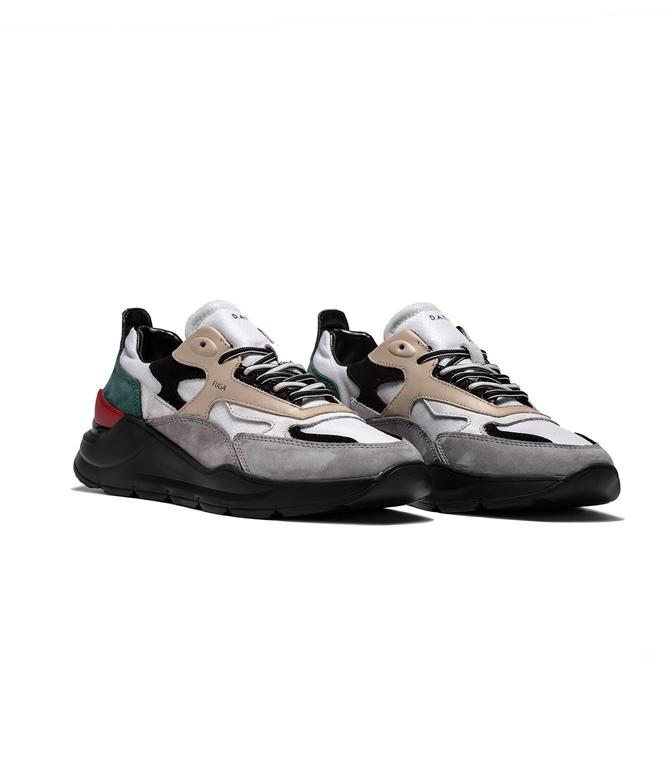D.A.T.E. - Scarpe - Sneakers - fuga megatron gray 1
