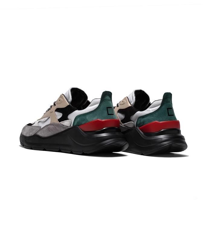 D.A.T.E. - Scarpe - Sneakers - fuga megatron gray 2