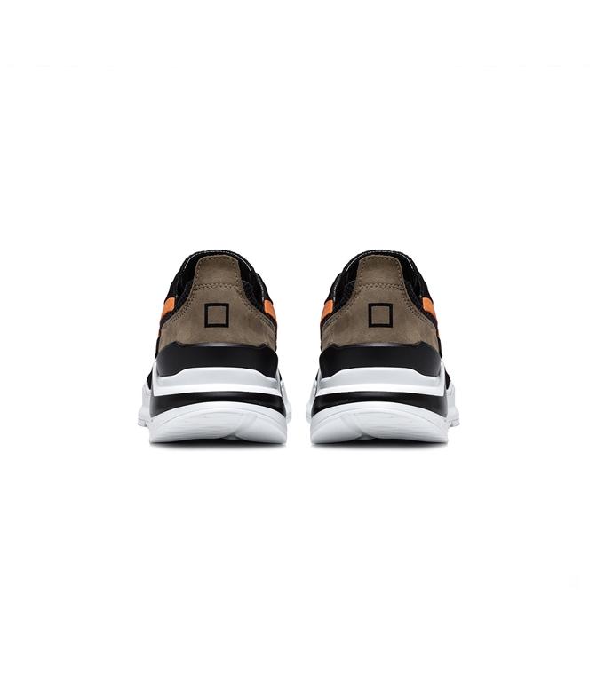 D.A.T.E. - Scarpe - Sneakers - fuga planes black 2