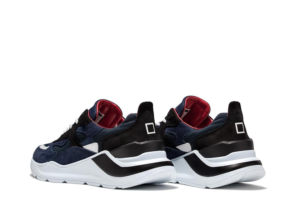 D.A.T.E. - Scarpe - Sneakers - fuga ristop blue 1
