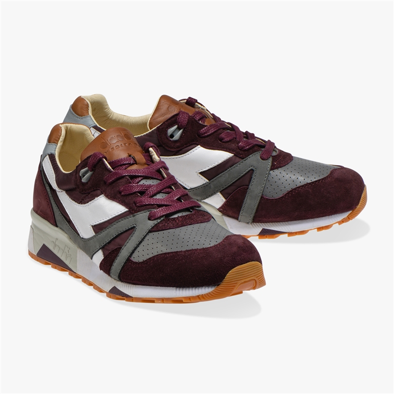 Diadora Heritage - Scarpe - Sneakers - n9000 h ita viola fico 1
