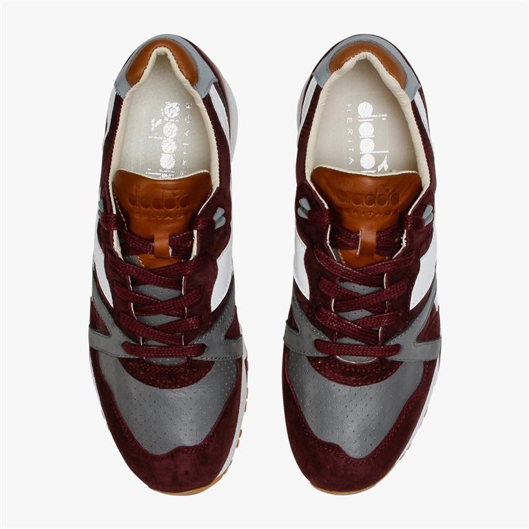 Diadora Heritage - Scarpe - Sneakers - n9000 h ita viola fico 2