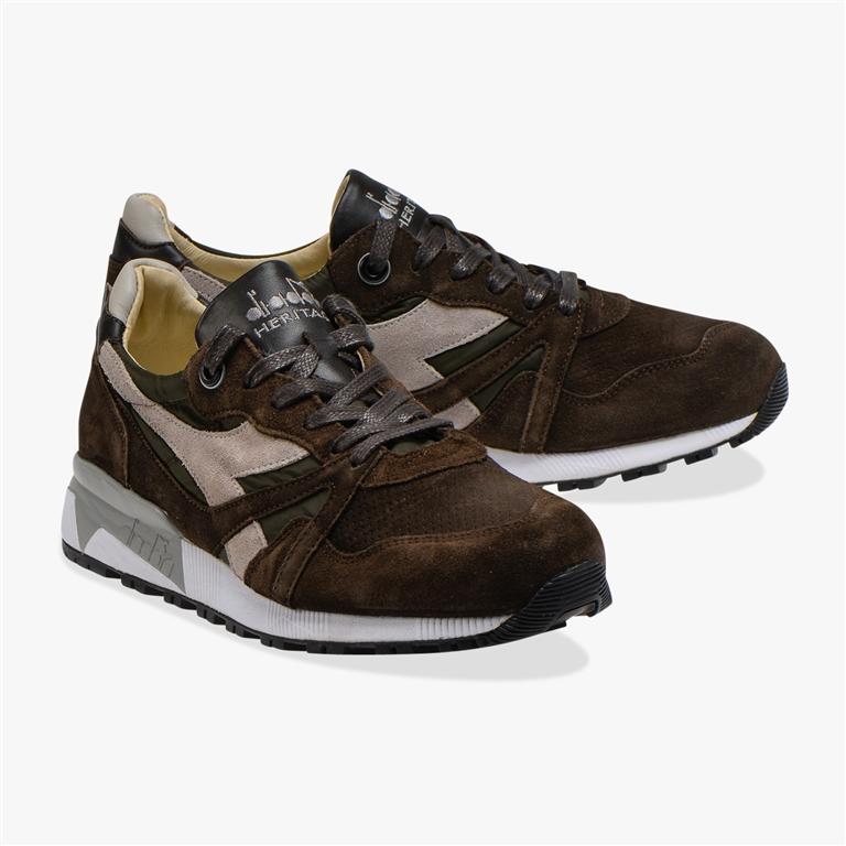 Diadora Heritage - Scarpe - Sneakers - n9000 h s sw marrone caffe turco 1