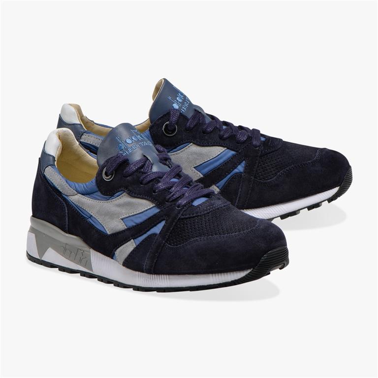 Diadora Heritage - Scarpe - Sneakers - n9000 h s sw grigio pietra 1