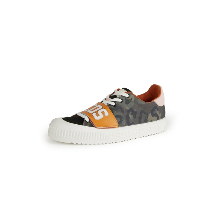 GCDS - Scarpe - Sneakers - logo sneakers camo 1