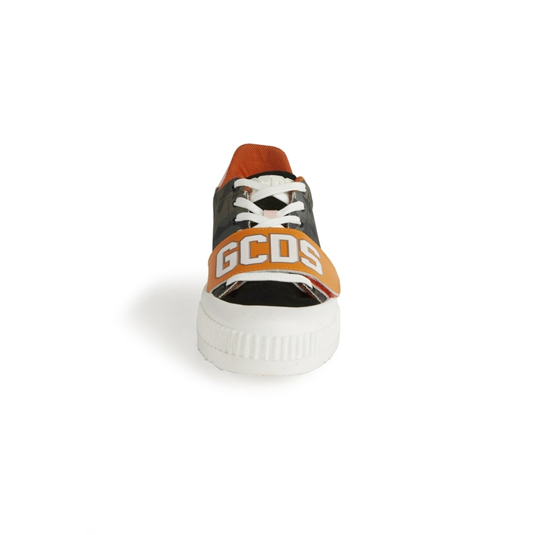 GCDS - Scarpe - Sneakers - logo sneakers camo 2