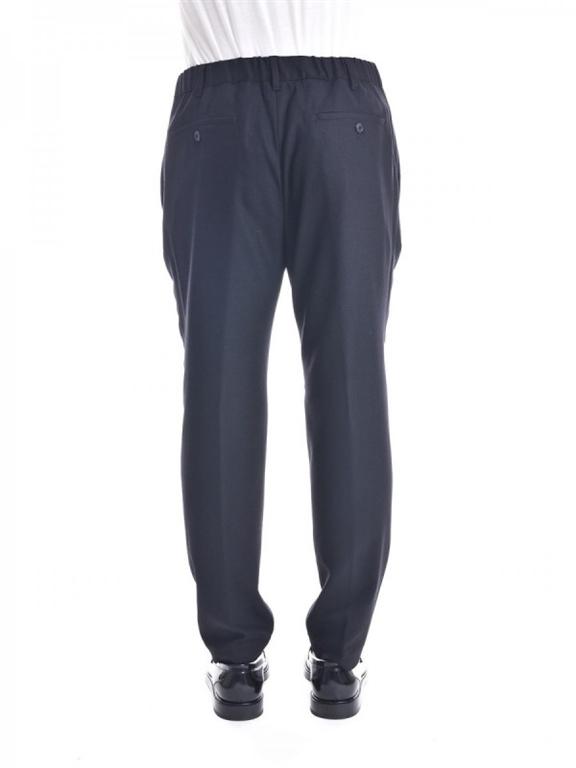 Grifoni - Pantaloni - pantalone gf140011 nero 1