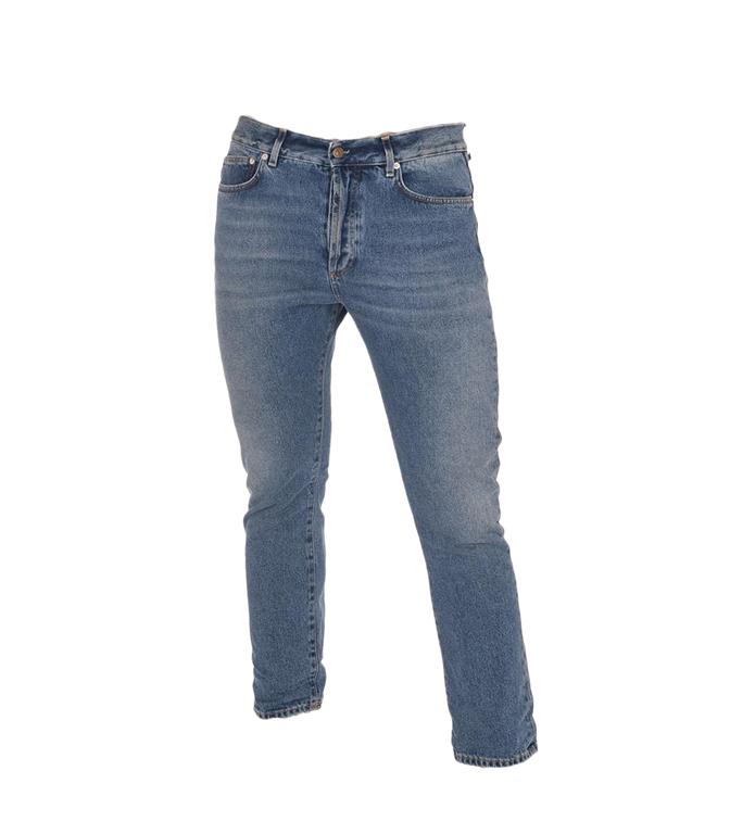 Grifoni - Jeans - jeans gf142003 denim