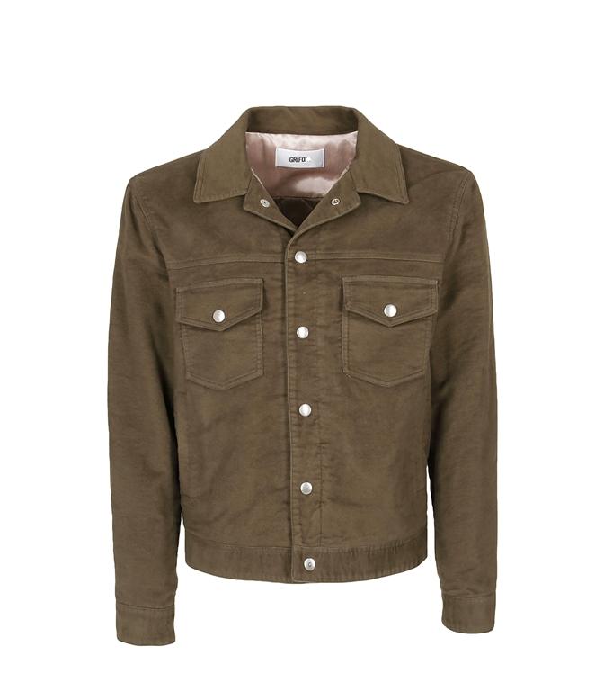 Grifoni - Giubbotti - giacca camicia silvestre