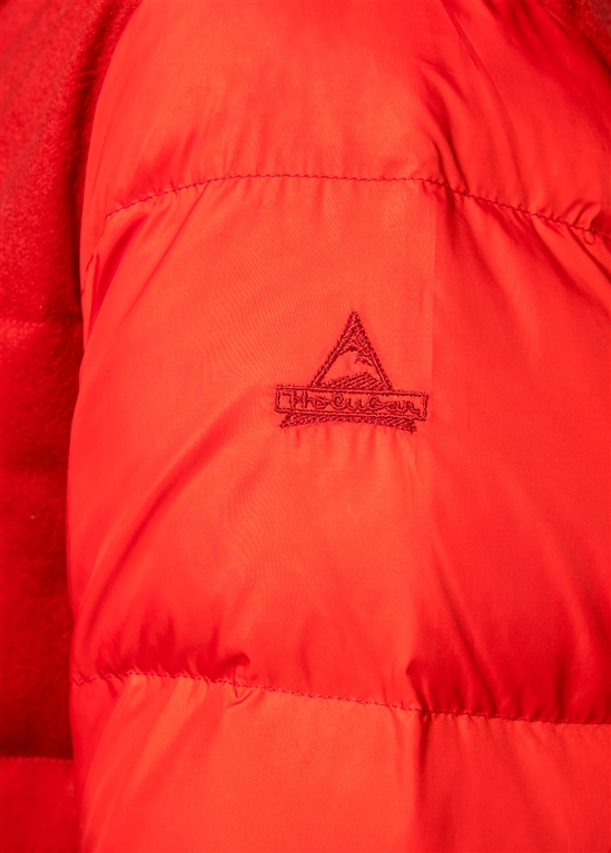 Holubar - Giubbotti - piumino deep powder lb30 bright red 2