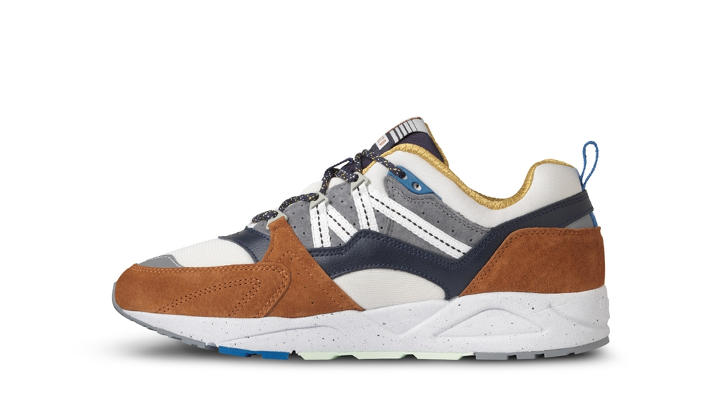 "Karhu - Scarpe - Sneakers - sneaker fusion 2.0 ""cross country ski"" pack leather brown/night sky 1"