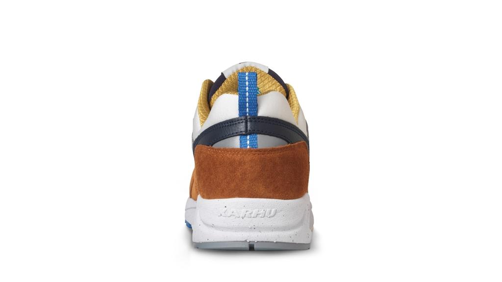 "Karhu - Scarpe - Sneakers - sneaker fusion 2.0""cross country ski"" pack leather brown/night sky 2"
