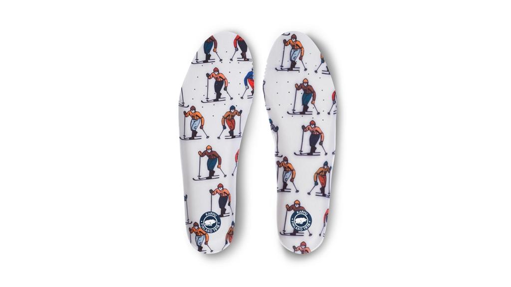 "Karhu - Scarpe - Sneakers - sneaker fusion 2.0""cross country ski"" pack leather brown/night sky 4"
