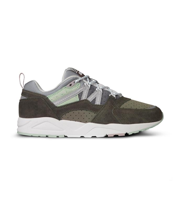 Karhu - Scarpe - Sneakers - SNEAKER FUSION 2.0 FOREST GREEN/ACQUA GRAY