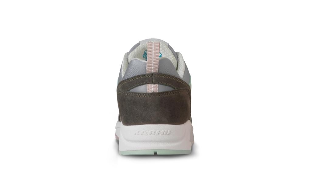Karhu - Scarpe - Sneakers - sneaker fusion 2.0 forest green/acqua gray 1