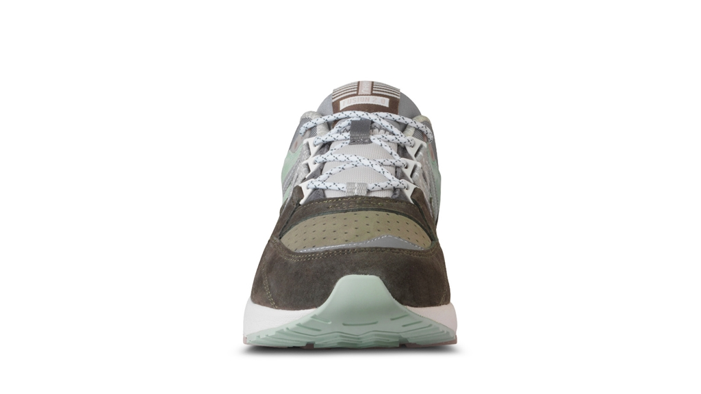 Karhu - Scarpe - Sneakers - sneaker fusion 2.0 forest green/acqua gray 2