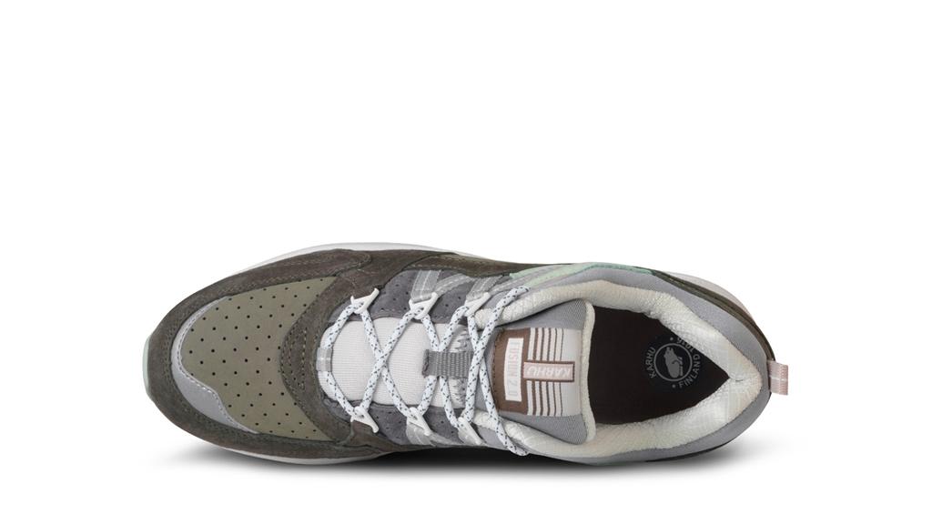 Karhu - Scarpe - Sneakers - sneaker fusion 2.0 forest green/acqua gray 4