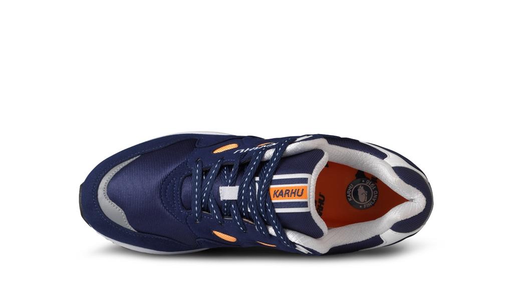Karhu - Scarpe - Sneakers - sneaker legacy 96 patriot blu/autumn glory 3