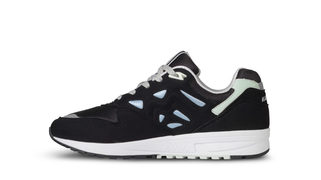 Karhu - Scarpe - Sneakers - sneaker legacy 96 jet black/blu fog 2