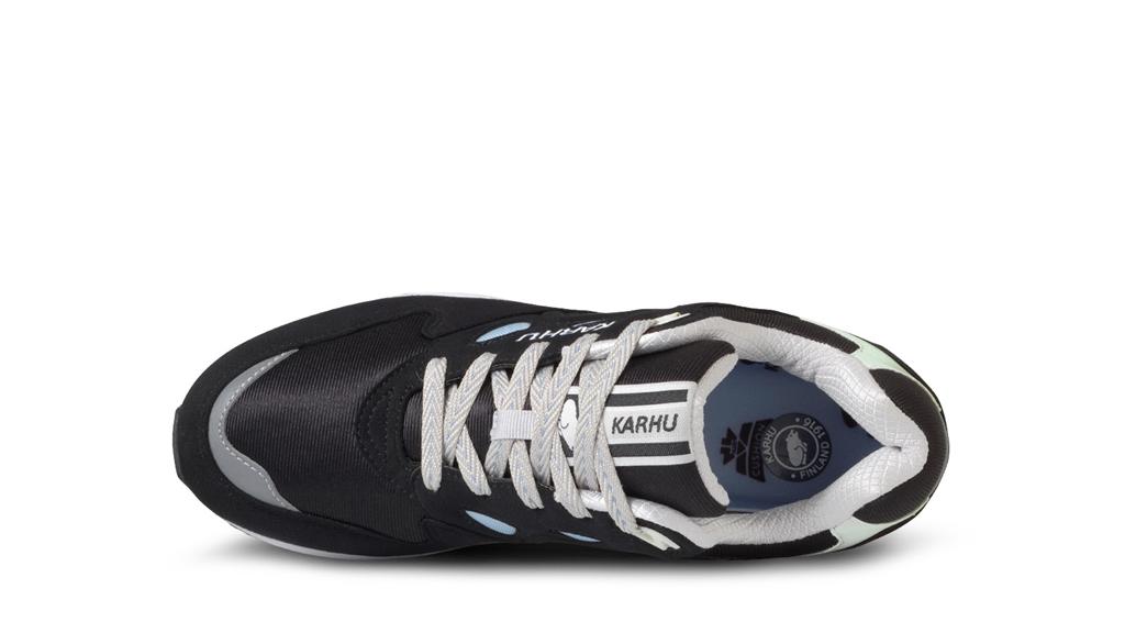 Karhu - Scarpe - Sneakers - sneaker legacy 96 jet black/blu fog 3