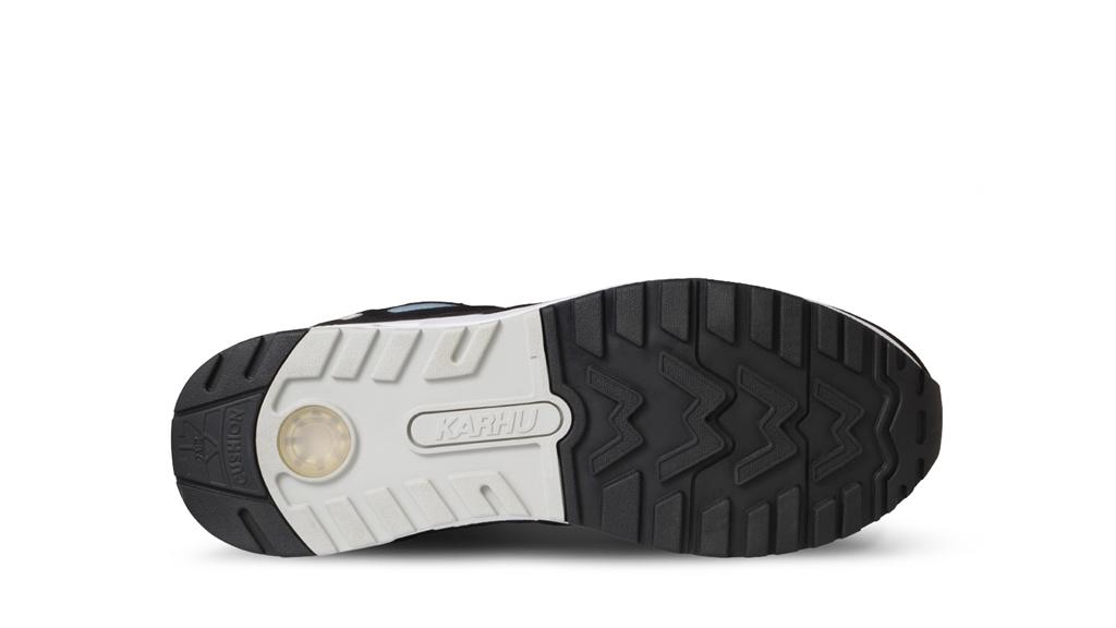 Karhu - Scarpe - Sneakers - sneaker legacy 96 jet black/blu fog 4