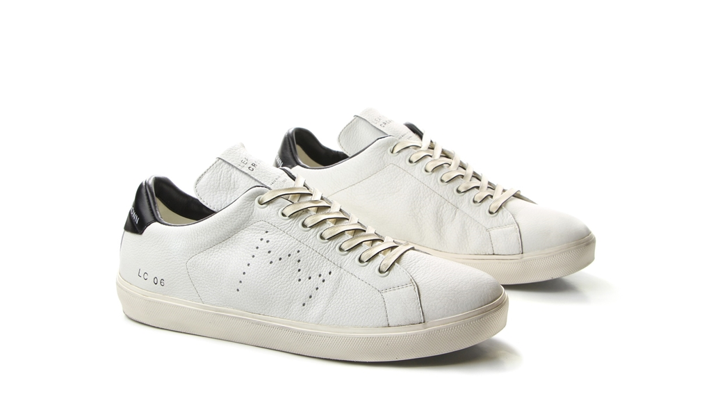 Leather Crown - Scarpe - Sneakers - sneaker m iconic white 1