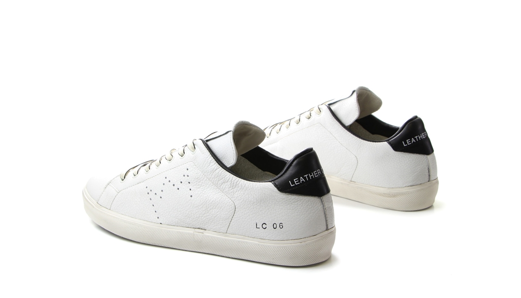 Leather Crown - Scarpe - Sneakers - sneaker m iconic white 2
