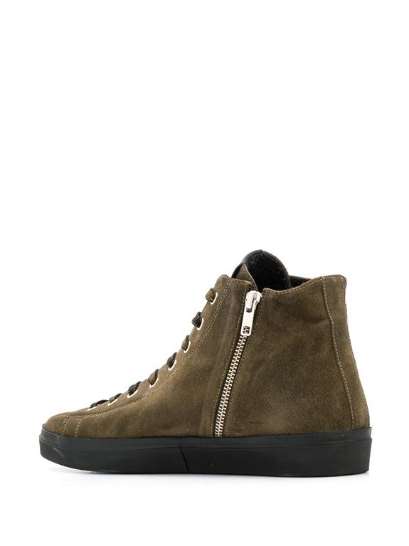 Leather Crown - Scarpe - Sneakers - polacchino m117 kaki 1
