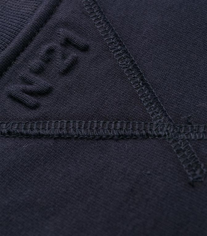 N°21 - Felpe - felpa girocollo con logo blu 1