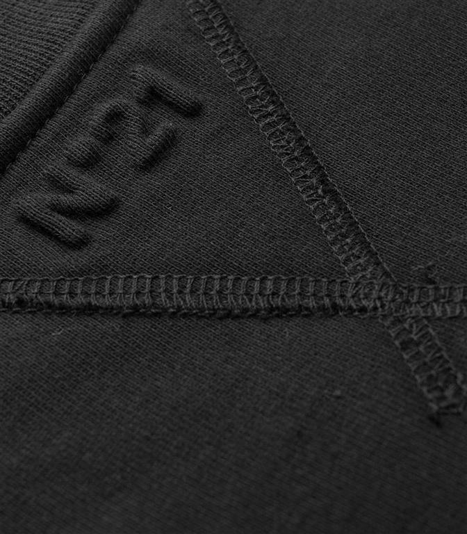 N°21 - Felpe - felpa girocollo con logo black 1
