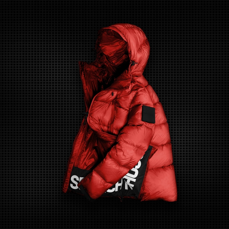 Outhere - Giubbotti - ultralight ripstop rosso 2