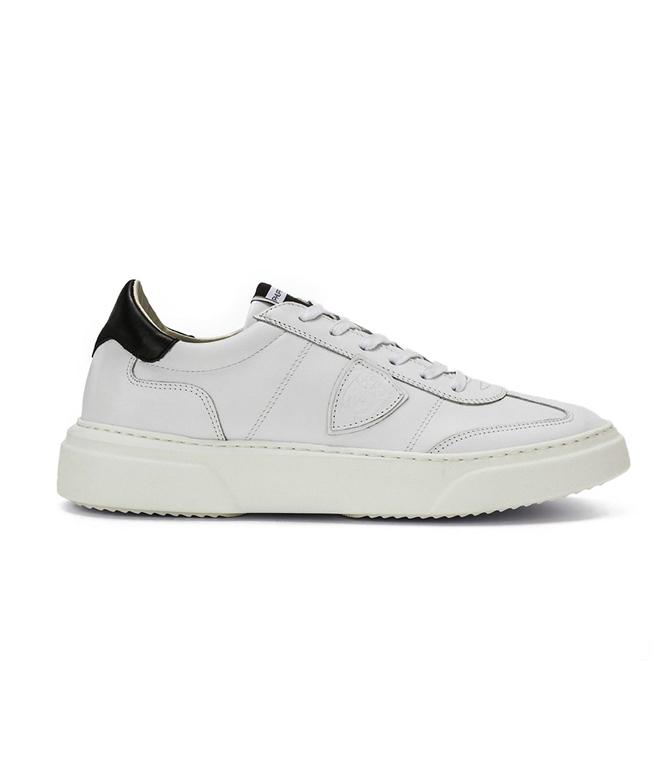 Philippe Model - Scarpe - Sneakers - TEMPLE - VEAU BLANC NOIR