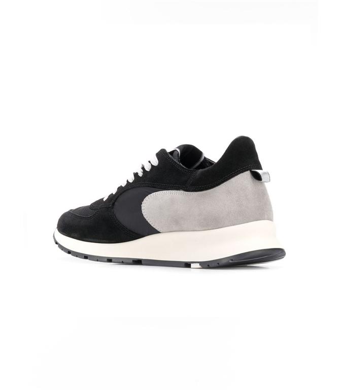 Philippe Model Paris - Scarpe - Sneakers - montecarlo - mondial noir gris 1