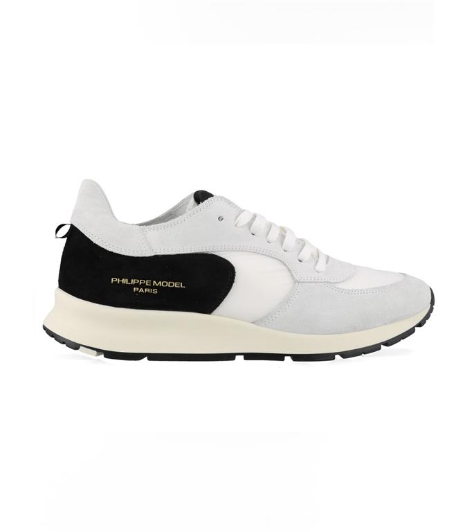 Philippe Model - Scarpe - Sneakers - montecarlo - mondial blanc noir
