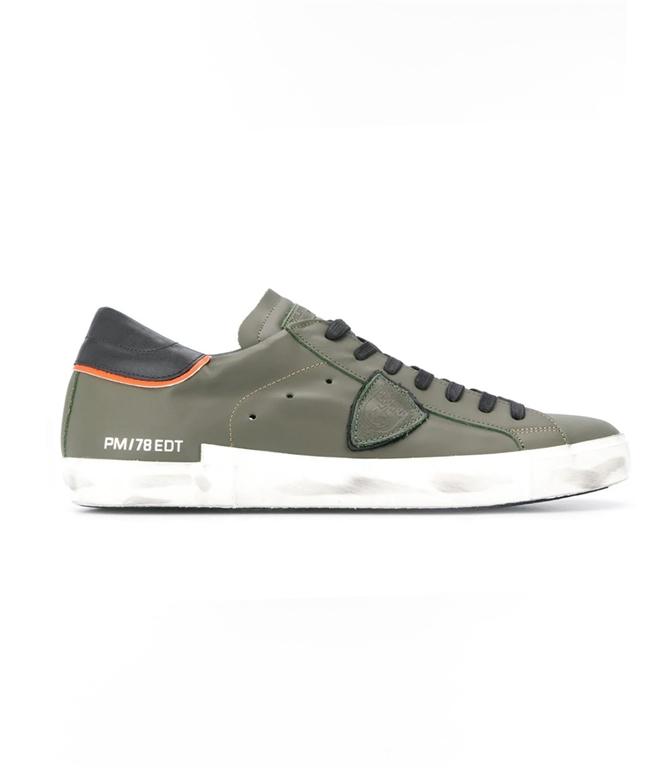 Philippe Model - Scarpe - Sneakers - PRSX - MILITARE