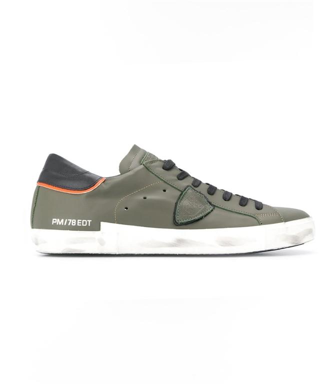 Philippe Model Paris - Scarpe - Sneakers - PRSX - MILITARE