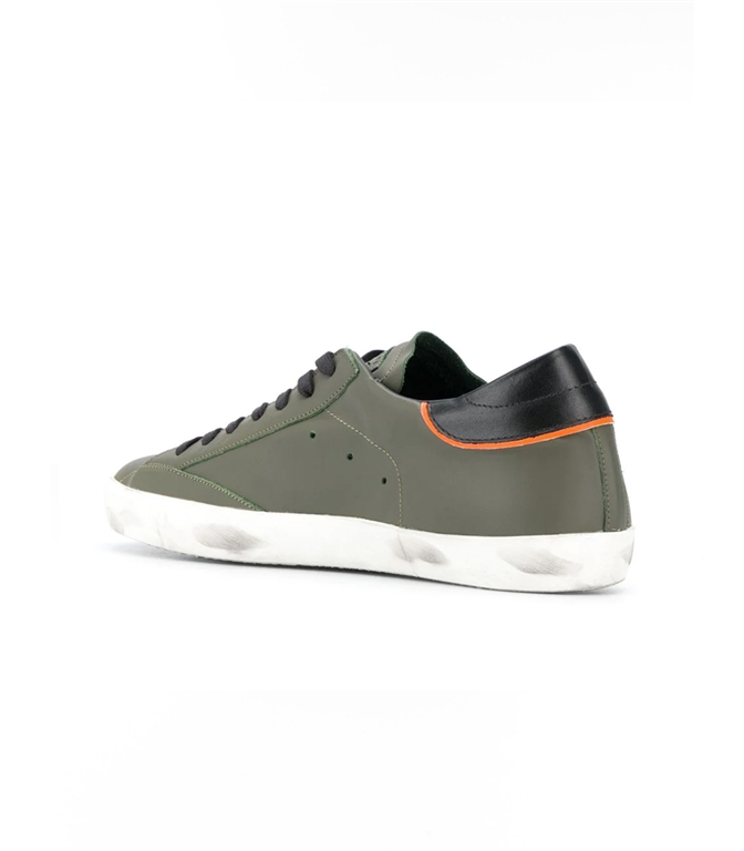 Philippe Model - Scarpe - Sneakers - prsx - militare 1