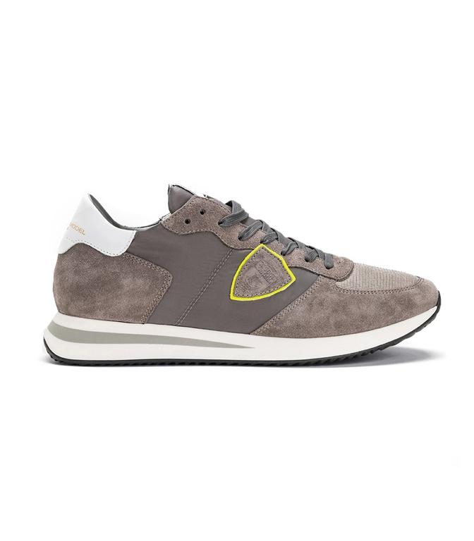 Philippe Model - Scarpe - Sneakers - trpx - mondial antracite