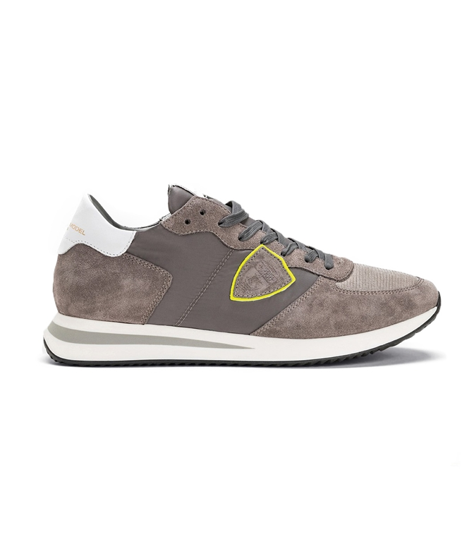 Philippe Model - Scarpe - Sneakers - TRPX - MONDIAL ANTRACITE