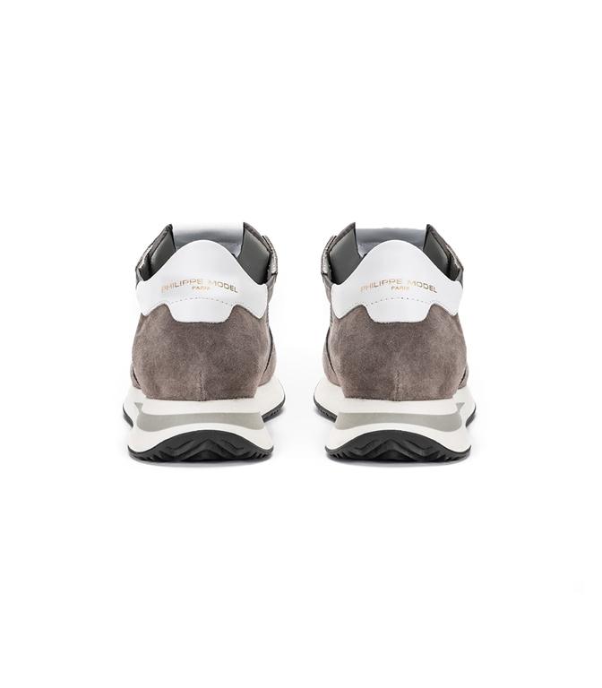 Philippe Model - Scarpe - Sneakers - trpx - mondial antracite 1