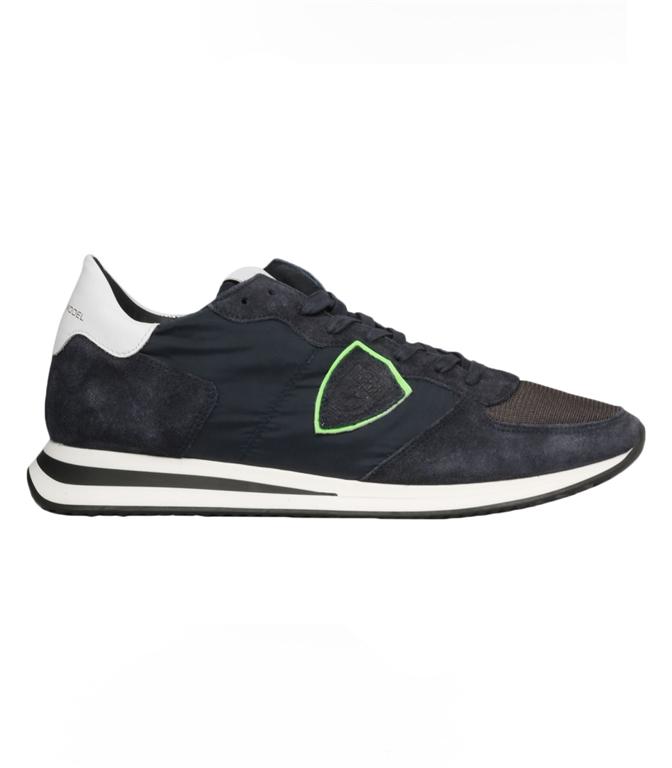 Philippe Model - Scarpe - Sneakers - TRPX - MONDIAL BLU