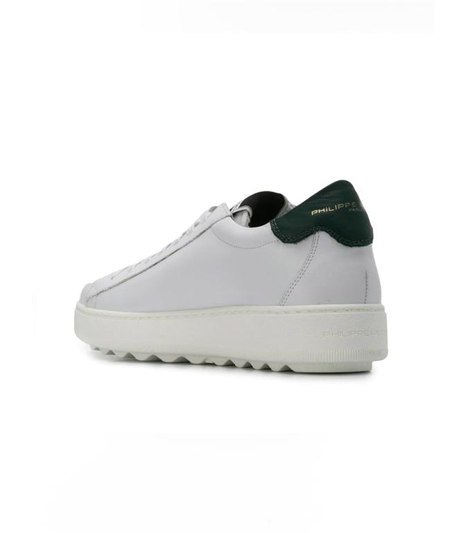 Philippe Model Paris - Scarpe - Sneakers - madeleine - blanc vert 1