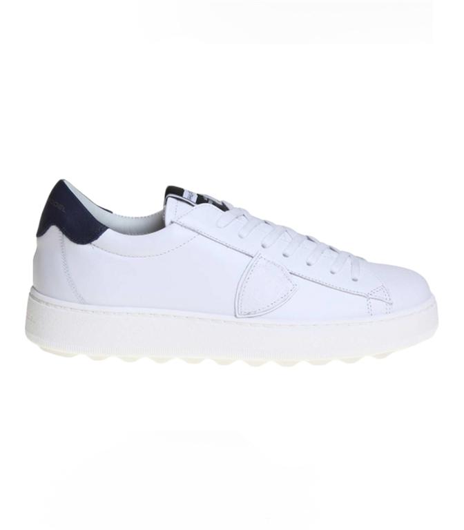 Philippe Model Paris - Scarpe - Sneakers - madeleine - blanc blu