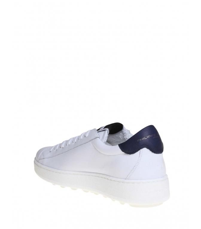 Philippe Model Paris - Scarpe - Sneakers - madeleine - blanc blu 1