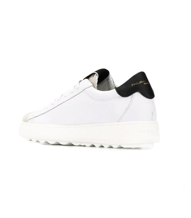 Philippe Model - Scarpe - Sneakers - madeleine - blanc gris noir 1