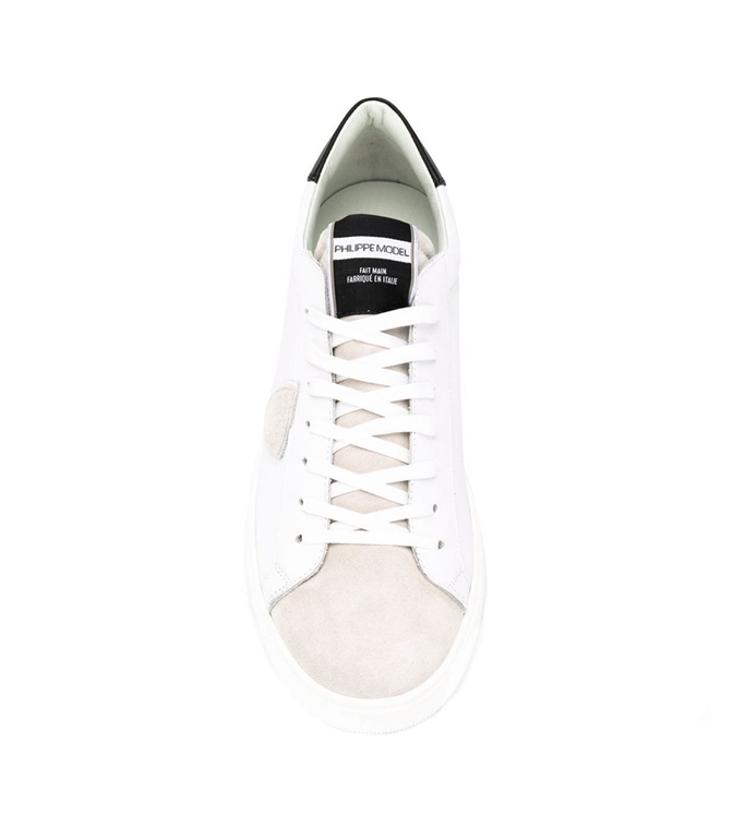 Philippe Model Paris - Scarpe - Sneakers - madeleine - blanc gris noir 2