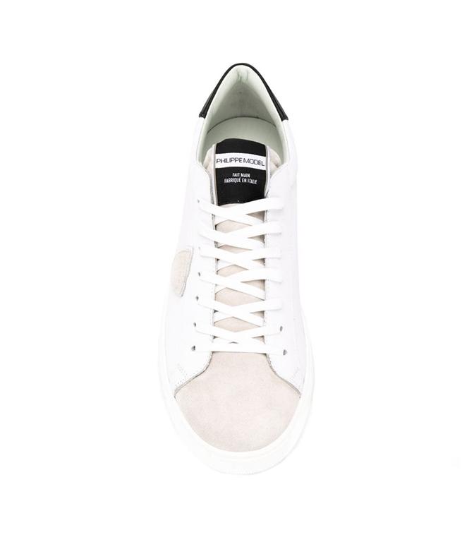 Philippe Model - Scarpe - Sneakers - madeleine - blanc gris noir 2