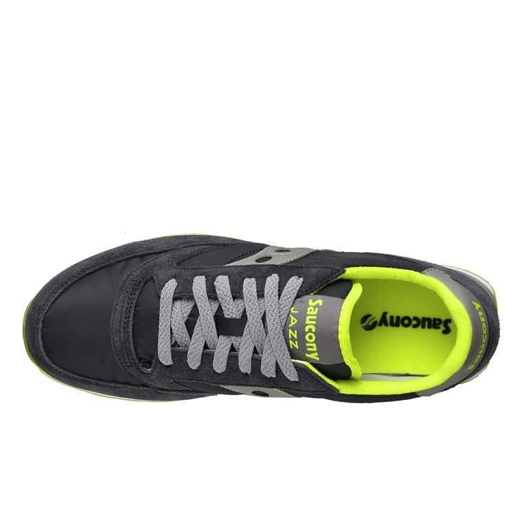 Saucony - Scarpe - Sneakers - sneakers jazz o' grey/yellow 1